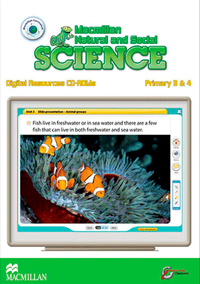 Macmillan Natural and Social Science - Primary Books